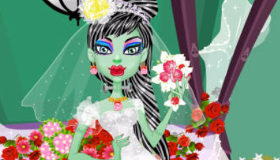 Monster High Frankie Stein's Wedding
