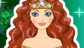 Disney Princess Merida Hairstyles