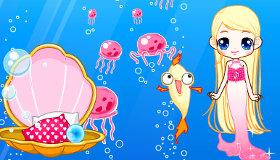 Mermaid Virtual World