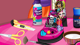 Design Your Monster High Boots