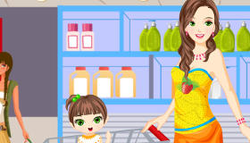 Mother Dress Up Game