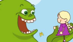 Monster Halloween Game