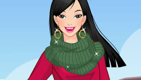 Dress Up Disney Princess Mulan Today