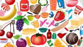 Hidden Object Food