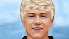 Niall Horan Dress Up