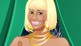 Dress Up Nicki Minaj