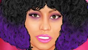 Makeover Nicki Minaj