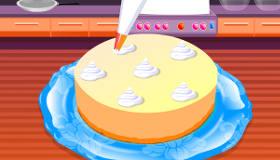 New York Cheesecake Baking