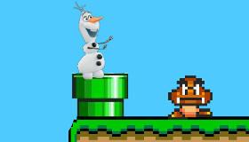 Mario-Style Frozen