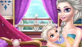 Frozen Babysitter