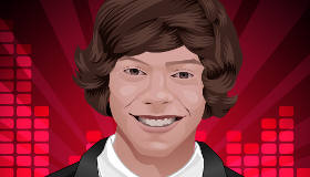 One Direction Dress Up Harry