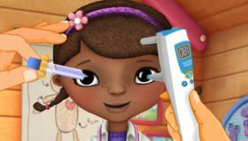 Doc McStuffins Eye Care