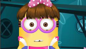 Minion Girl Dress Up
