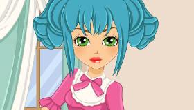 Design a Manga Character