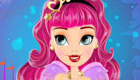 C. A. Cupid from Ever After High