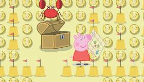 Peppa Pig Pirate Maze