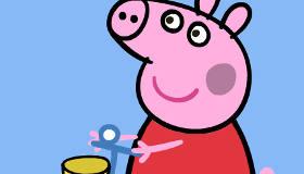 Peppa Pig Coloring