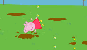 Peppa Pig Muddy Puddles Jumping
