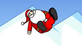 Santa Claus Catapult
