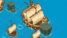 Pirates And Cannons Mobile