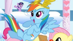My Little Pony Spot the Difference