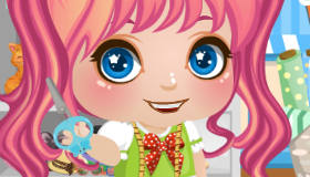Baby Alice Fashion Designer