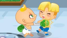 Bully Bashing Baby