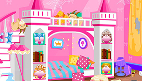 Very Fairy Princess Bedroom Cleaning