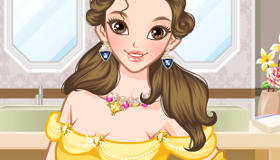 Disney Princess Makeovers