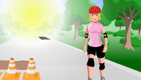 Girls' Rollerblade