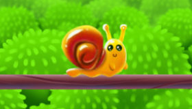 Jumping Snail