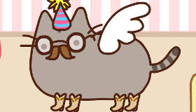 Pusheen Dress Up