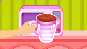 Mug Chocolate Cake