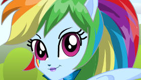 Rainbow Dash's Makeover