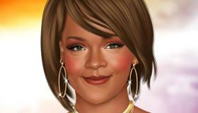 Rihanna's Stylish Makeover