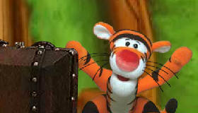 Words with Tigger and Friends