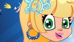Mermaid Princess Game