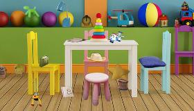 Classroom Hidden Objects