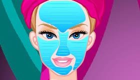 Barbie's Diamond Spa Makeover