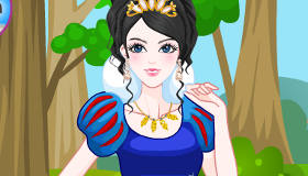Dress Up Snow White