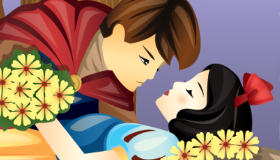 Snow White's Kiss