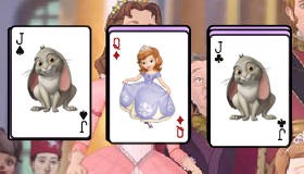 Solitaire Sofia the First