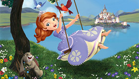 Spot the Difference with Sofia the First