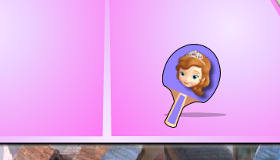 Table Tennis with Sofia the First