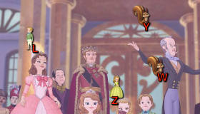 Type with Sofia The First