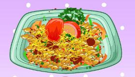 Cook Spaghetti with Tomato Sauce
