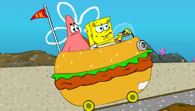 Rescue Gary with SpongeBob Squarepants