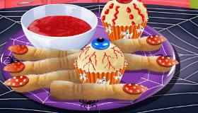 Sara's Spooky Snacks