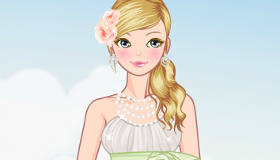 Spring Bride Wedding