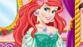 Striking Ariel Dress Up